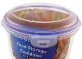 8 Units of Cylinder Food Storage Container - Food Storage Bags & Containers