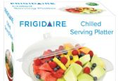 4 Units of Chilled Serving Platter With Lid - Serving Trays