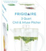 4 Units of Acrylic 3 Quart Chill And Infuse Pitcher - Serving Trays