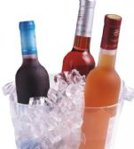 4 Units of Ice Bucket - Serving Trays