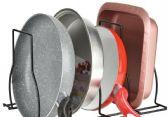 6 Units of MULTI USE KITCHEN ORGANIZER - Pots & Pans