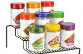 12 Units of 3 Tier Spice Shelf - Storage & Organization