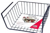 24 Units of Medium Under Shelf Basket - Storage & Organization