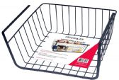 24 Units of Large Under Shelf Basket - Storage & Organization