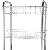 6 Units of 3 Tier Rolling Cart - Storage & Organization