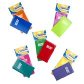 72 Units of 4 Pack 3x5 Memo Book - Note Books & Writing Pads