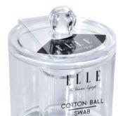 12 Units of Cotton Ball Cotton Swab Organizer - Storage & Organization
