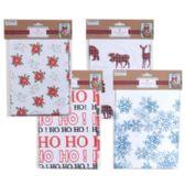 72 Units of 2pk Bag A Basket Cello Christmas - Christmas Gift Bags and Boxes