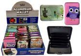24 Units of Card Wallet Owl Design - Wallets & Handbags