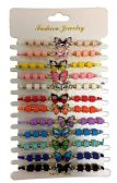 96 Units of Butterfly Bracelet - Bracelets