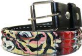 60 Units of Unisex Studded Belt - Unisex Fashion Belts