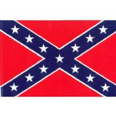 24 Units of 3'x5' Rebel Flag - Signs & Flags