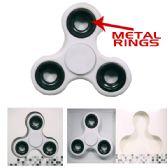 100 Units of Spinner 1284 Metal Rings - Fidget Spinners
