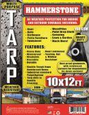 10 Units of Heavy Duty TARPS - Tarps