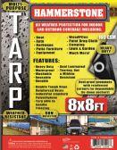20 Units of Heavy Duty TARPS Grey - Tarps