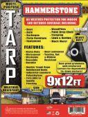 12 Units of Heavy Duty TARPS Grey - Tarps