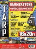 10 Units of Light Weight TARPS Blue - Tarps