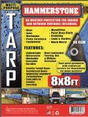 50 Units of Light Weight TARPS Blue - Tarps