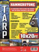 18 Units of Light Weight TARPS Blue - Tarps