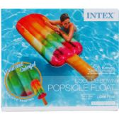 6 Units of POPSICLE FLOAT IN COLOR BOX, DSGN FOR ADULTS - Summer Toys