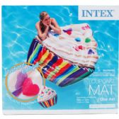 6 Units of CUPCAKE MAT IN COLOR BOX, DSGN FOR ADULTS - Summer Toys