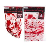 72 Units of Bloody Butcher/chef Hat and Apron - Costumes & Accessories