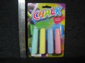 48 Units of 4 Piece Sidewalk Chalk - Chalk,Chalkboards,Crayons