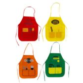 96 Units of Screenprint Career Kids Apron Costume - Costumes & Accessories