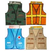 96 Units of Career Vest Kids Costume - Costumes & Accessories