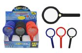 15 Units of COB LED MAGNIFYING GLASS - Magnifying  Glasses