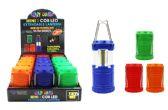 15 Units of COB LED MINI CRAZY COLOR POPUP LANTERN ULTRA BRIGHT - Lamps and Lanterns