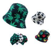24 Units of Bucket Hat [Marijuana] - Bucket Hats
