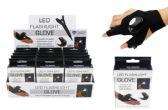 15 Units of LED FLASHLIGHT GLOVE - LED Party Supplies