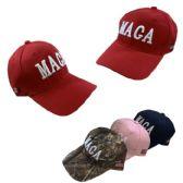 24 Units of MAGA Hat (Trump) - Baseball Caps & Snap Backs