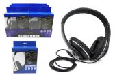 18 Units of OVER EAR HEADPHONES WITH BUILT IN MIC - Headphones and Earbuds