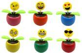 72 Units of EMOJI SUNNY JIGGLER - Novelty & Party Sunglasses