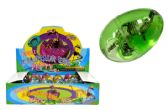 72 Units of Dinosaur Putty Egg - Slime & Squishees