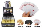 27 Units of Foam Water Blaster - Playing Cards, Dice & Poker