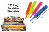 30 Units of Jumbo Microfiber Duster - Dusters