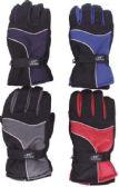 96 Units of Men's Winter Waterproof Ski Glove - Ski Gloves