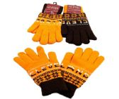 24 Units of Cleveland Knitted Glove In Small - Knitted Stretch Gloves