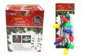 24 Units of Jumbo LED Christmas Necklace - Christmas Decorations