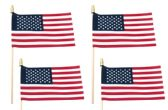 48 Units of USA Flag - 4th Of July