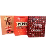 1923 Units of Extra Large Christmas Gift Bag - Christmas Gift Bags and Boxes