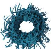 60 Units of Women's Fringe Infinity Scarf - Winter Scarves