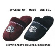 36 Units of Mens House Slipper