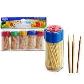 1440 Units of 5pc Toothpicks With Dispensers - Toothpicks