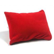 48 Units of Polar Fleece Pillow Sack - Red - Pillow Sacks