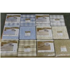 24 Units of Soft Touch Printed Sheet Sets - King - Sheet Sets