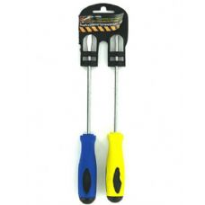72 Units of 2 Pack slotted and phillips screwdriver set - Screwdrivers and Sets